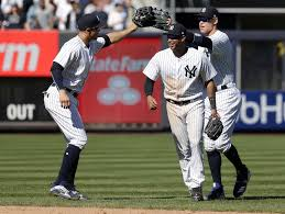 Aaron Judge Made His Mlb Debut In Center Field - top prospect torres makes mlb debut as yankees go young sports