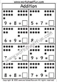 addition worksheets for grade 1 addition picture free printable worksheets worksheetfun