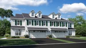 bethany floor plan in summit bridge carriage homes calatlantic homes