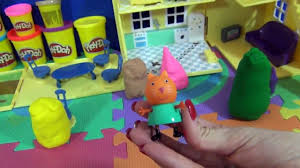 Peppa Pig Play Doh Peppa Pig Play Doh Pizza Toys Playdough Dailymotion
