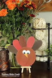 thanksgiving turkey kids craft with free printables inspiration