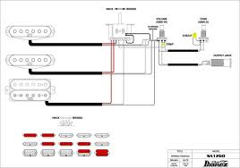 ibanez wiring diagram hsh wiring diagram and schematic design
