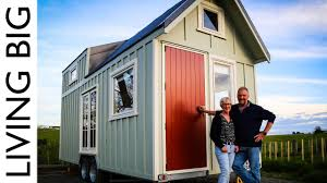 spectacular 20ft off the grid tiny shipping container house