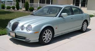 2001 jaguar s type information and photos zombiedrive
