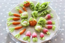 how to sculpt candy vegetables and make a garden cake with your