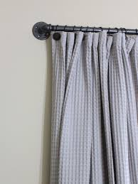 the difference between curtains drapes shades and blinds 6 ways to make your own curtain rods