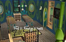 the burrow floor plan mod the sims the weasley burrow 2 versions original basegame