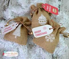 burlap gift bags diy sted burlap gift bags today s creative