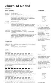 resume exles for media internships resume for internship sle fungram co