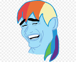 Rage Comics Know Your Meme - rainbow dash rage comic know your meme internet meme clip art