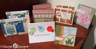 create a card ctmh all you can create card buffet s designs cards