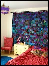 Hippie Drapes Mod Mod World Handmade Gypsy Curtains Hippie Global Vintage