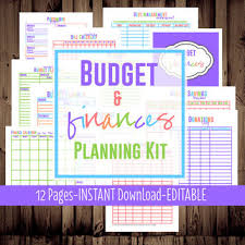 best budget planner products on wanelo