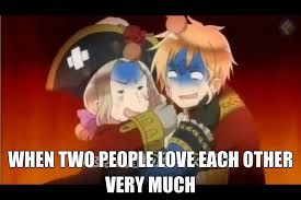 Love Hate Meme - england and france love hate thing meme by mitchie98 on deviantart