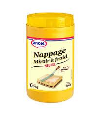 avis cuisine addict nappage miroir neutre 1 5 kg ancel pâtisserie en vente sur