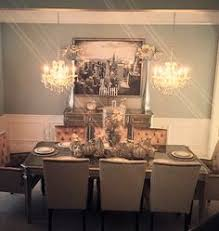 z gallerie borghese dining table danny nunez set a stunning table with the help of our paramount