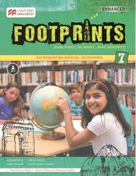macmillan footprints textbook of social science for class 7