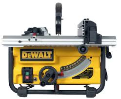 Dewalt Dw745 10 U201d Compact Job Site Table Saw