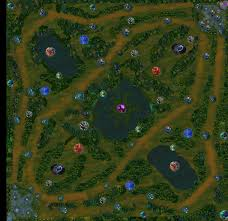 Summoners Rift Map So I Was Kickin Around The Idea Of 7 Man Summoners Rift Rebrn Com