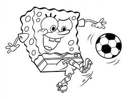 spongebob squarepants coloring pages for kids download 3195