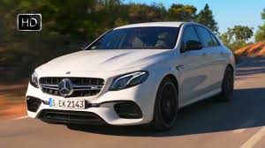 lifted mercedes sedan 2018 mercedes amg e 63 s 4matic sedan white road driving