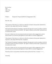 proposal letter sample of informal proposal writing writing a