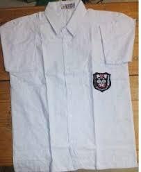 Seragam Sekolah Lengan Panjang baju seragam sekolah lengan pendek