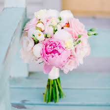pink wedding flowers gallery weddinggawker