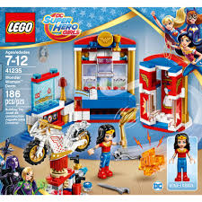 lego dc super hero girls wonder woman dorm 41235 walmart com