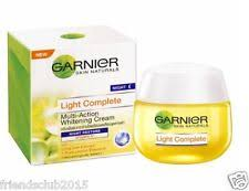 Serum Vitamin C Garnier garnier light complete multi whitening