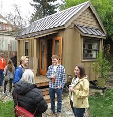 tiny house tour with dee williams tedxmthood portland oregon