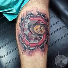 Ohio State Tattoos - fatetattooer skin rips osu buckeyes ohio ohio state logos color