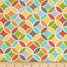 michael miller tile pile multi from fabricdotcom designed for