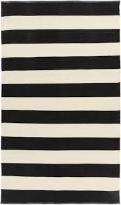 Black And White Striped Outdoor Rug by Striped Indoor Outdoor Rug Home Design Ideas