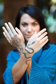 47 unique snake tattoos for wrist