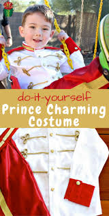 halloween costumes for family of 3 with a baby no sew prince charming costume diy tutorial desert chica