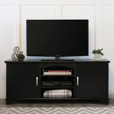 tv stands espresso fireplacev stand inches in length colored