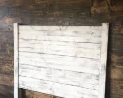 wood headboard reclaimed wood twin headboard queen