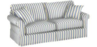 Living Rooms Cottage Stripe Sofa Living Rooms Havertys