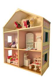 How To Make Dollhouse Furniture Out Of Household Items Amazon Com Sweet Bungalow Dollhouse Toys U0026 Games