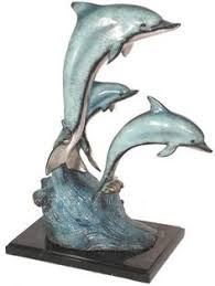 modern dolphin ring holder images 74 best dolphins statues dolphin figurines dolphin sculpture jpg