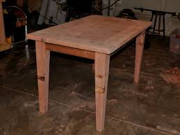 Refinishing A Kitchen Table by Wooden Kitchen Table 7 Home Decoration