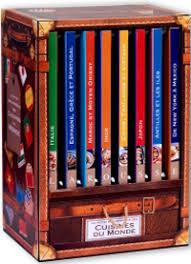 coffret livre de cuisine presse edition les fameux coffrets larousse