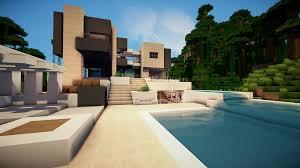 Modern House Minecraft Minecraft Modern House Keralis Google Search Minecraft