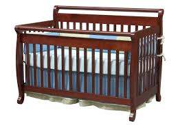 Crib Convertible To Toddler Bed by Davinci Emily 4 In 1 Convertible Baby Crib In Cherry W Toddler