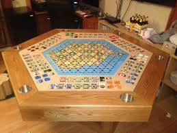 Settlers Of Catan Meme - my brother built a poker settlers of catan table i think it