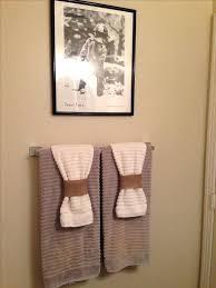 Bathroom Towel Rack Decorating Ideas Towel Rack Decorating Ideas Bathroom Designs Photo Of About