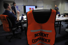 incident command table top exercises always ready an innovative approach to ics training coast guard