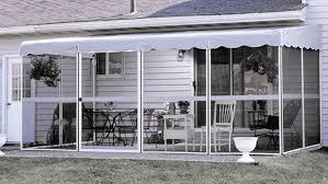 porch enclosure kits sunroom kit easyroom diy sunrooms patio