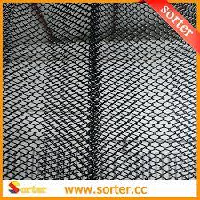 fireplace mesh screen purpose material
